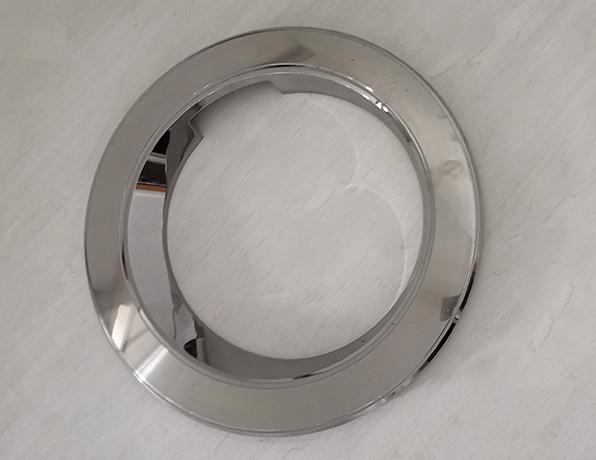 洗衣机门圈塑料电镀技术