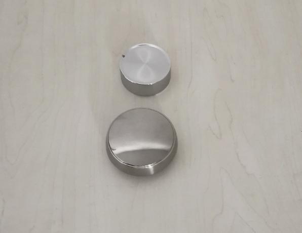 洗衣机旋钮塑料电镀